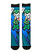 Joker Crew Socks - Batman