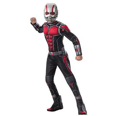 Kids Ant-Man Costume Deluxe - Marvel