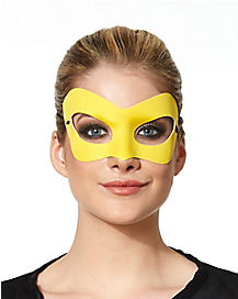 Yellow Eye Mask