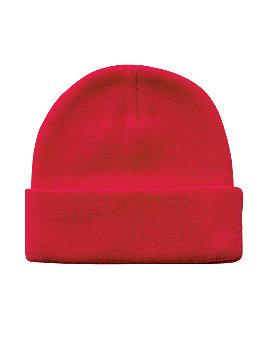 Red Beanie Hat