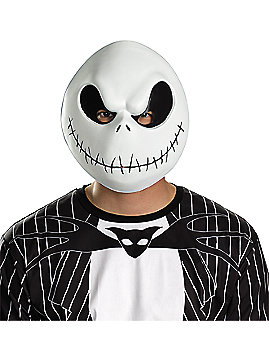 Jack Skellington Mask - The Nightmare Before Christmas