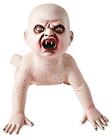 Wall Crawler Zombie Baby - Decorations