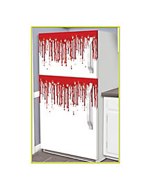 Funky Bloody Fridge Drips - Decorations