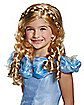 Kids Cinderella Wig - Cinderella Movie