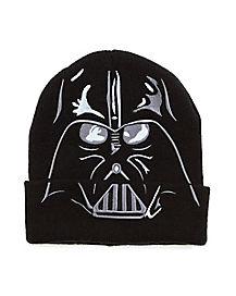 Darth Vader Beanie Hat - Star Wars