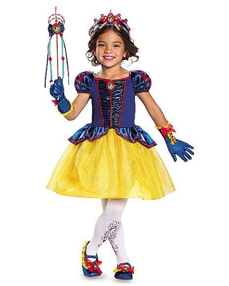 Kids Snow White Ballerina Costume Disney