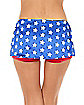 Caped Wonder Woman Boyshorts - DC Comics