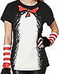 Adult Cat in the Hat T Shirt - Dr. Seuss