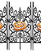 Pumpkin Vine Fence - Decorations