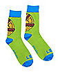Leonardo Socks - Teenage Mutant Ninja Turtles