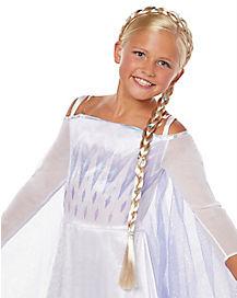 Braided Elsa Hair Headband - Frozen