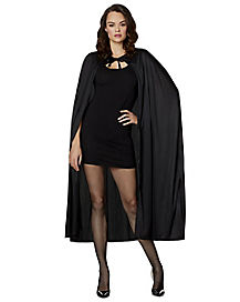 Basic Black Cape