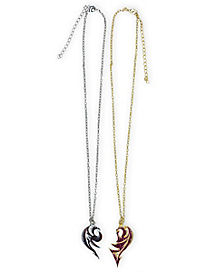 Kids Mal Necklace Set - Descendants