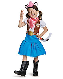Toddler Callie Costume - Sheriff Callie's Wild West