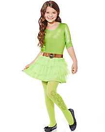 Kids Ruffler Skirt - Teenage Mutant Ninja Turtles