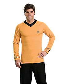 Adult Kirk Costume - Star Trek