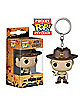 Rick Pop Keychain - The Walking Dead