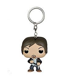 Daryl Pop Keychain - The Walking Dead