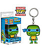 TMNT Leonardo Pop Keychain - Teenage Mutant Ninja Turtles