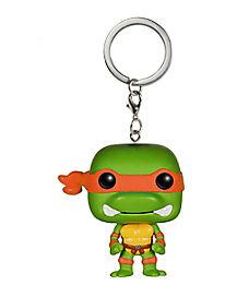 TMNT Michelangelo Pop Keychain - Teenage Mutant Ninja Turtles