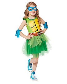 Kids TMNT Tutu Costume - Teenage Mutant Ninja Turtles