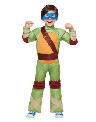 Toddler Muscle Leonardo Costume - Teenage Mutant Ninja Turtles  sc 1 st  Spirit Halloween & Toddler Muscle Raphael Costume - Teenage Mutant Ninja Turtles ...