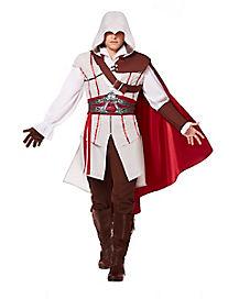 Adult Ezio Costume - Assassin's Creed
