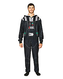 Adult Darth Vader One Piece - Star Wars