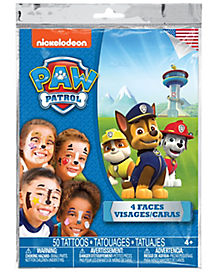 Paw Patrol Tattoos - Paw Patrol