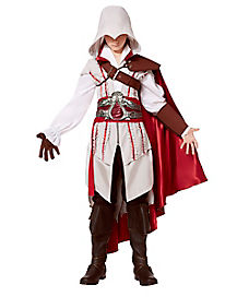 teen ezio costume assassins creed