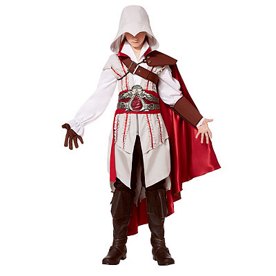 Teen Ezio Costume - Assassin's Creed
