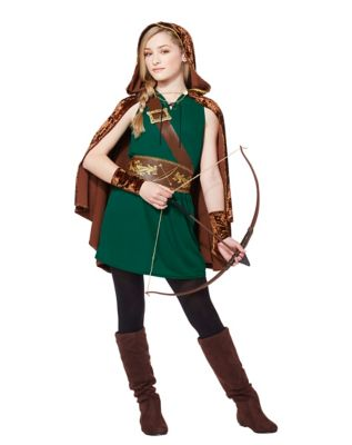 Tween Robin Hood Costume  sc 1 st  Spirit Halloween : robinhood costume  - Germanpascual.Com