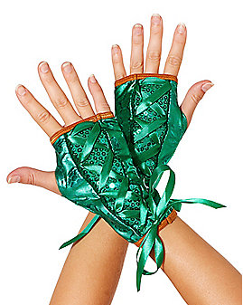 Turtle Shell Gloves - Teenage Mutant Ninja Turtles