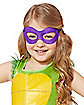 Kids Glitter Donatello Half Mask - Teenage Mutant Ninja Turtles