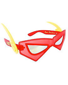 Flash Character Glasses - DC Comics