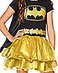 Kids Caped Batgirl Tutu Dress Costume - DC Comics