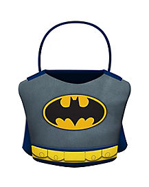 Plush Batman Treat Bucket - DC Comics