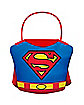 Plush Superman Treat Bucket