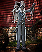 7 Ft Towering Chained Ghost Animatronics - Decorations