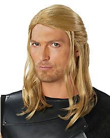 Blonde God Wig