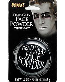 Gray Face Powder