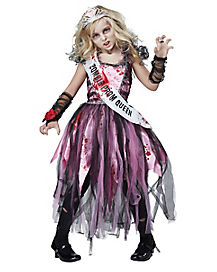 Halloween Zombie Costumes For Girls.Girls Zombies Halloween Costumes Spirithalloween Com