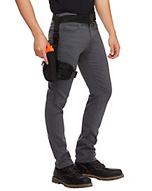 Black Leg Holster Tactical