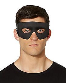 Black Burglar Eyemask