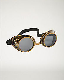 Metallic Steampunk Goggles