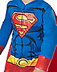 Toddler Superman One Piece Costume - DC Comics