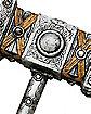 Intricate War Hammer