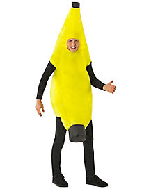 Adult Banana Inflatable Costume