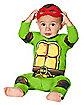 Baby Teenage Mutant Ninja Turtles One Piece - TMNT