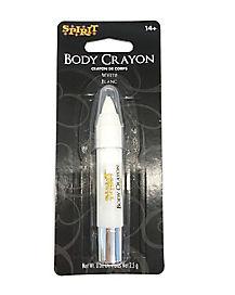 White Body Crayon